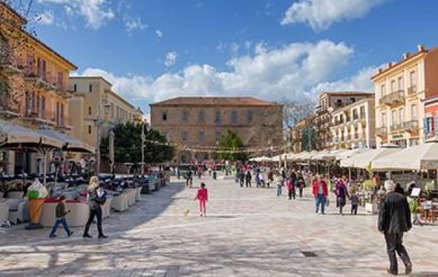FALL IN LOVE WITH NAFPLIO